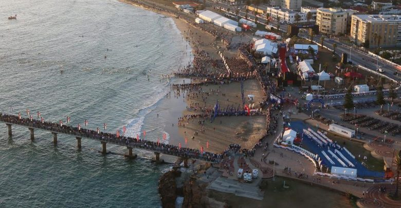Seis Españoles en el Ironman de Sudáfrica con histórica participación femenina