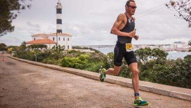Photo of Michael Van Cleven wins the Triathlon Portocolom for the fourth time in a row