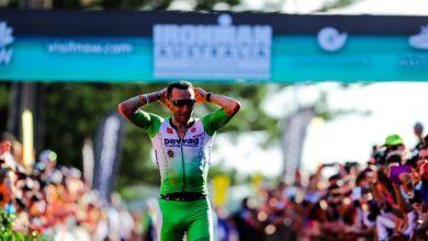 Photo of Marino Vanhoenacker enters history winning an Ironman on every continent