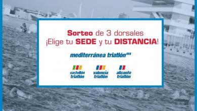 Photo of Mediterranean Triathlon Dorsal Draw Result