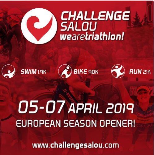 Herausforderung Poster Salou 2019 neues Datum