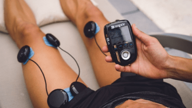 Photo of Ironman 70.3 training plan with COMPEX