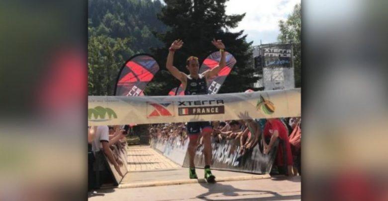 Rubén Ruzafa gana por quinta vez el Xterra Francia