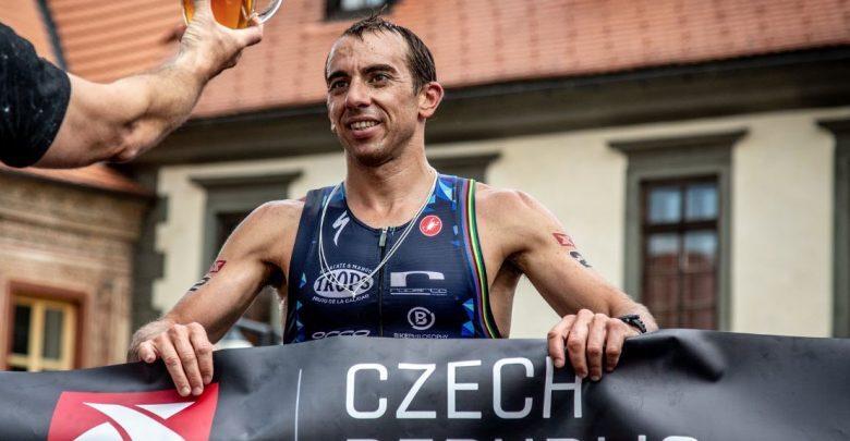 Rubén Ruzafa remporte le Xterra Czech