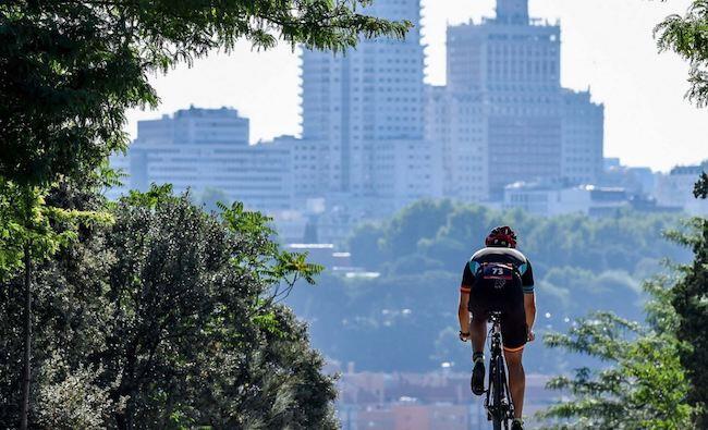 El Triathlon Series Madrid se convierte en Duatlón