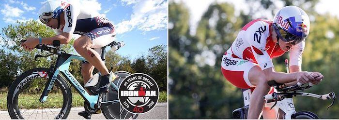 Andrew Starykowicz y Daniela Ryf, los mejores ciclistas Ironman de la historia