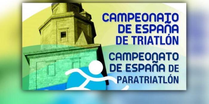 Todo listo para el Campeonato de España de Triatlón y Paratriatlón en Coruña