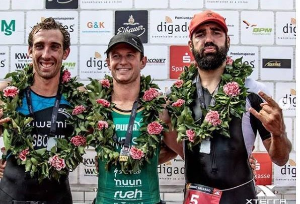 Roger Serrano Campeón de Europa Xterra