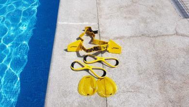 Photo of 3 Finis accessories to improve swimming technique