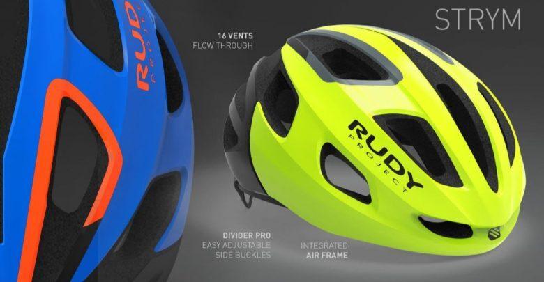 New cycling helmet Rudy Proyect STRYM