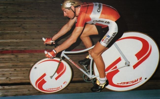 The top bikes of the hour record in the last 50 years
