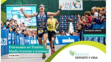 Photo du cours d'entraîneur de triathlon, demi-Ironman et Ironman