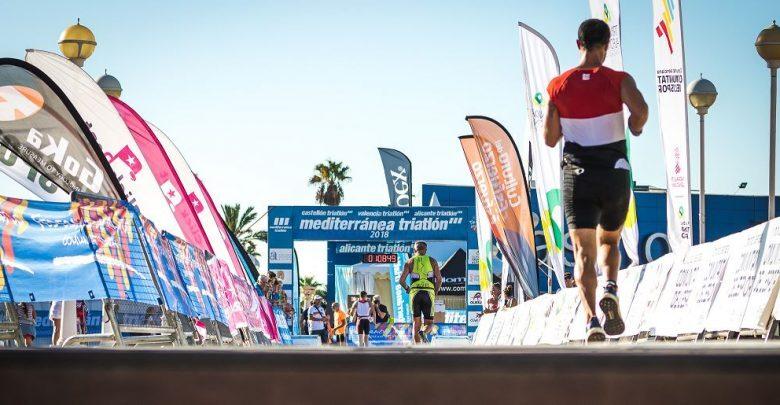 Saiz and Gomar win the Alicante Triathlon sprint distance