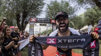 Photo de Roger Serrano remporte le Xterra Danemark