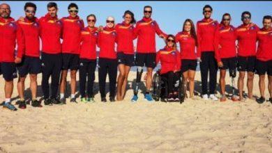 Foto von Spanien erreicht vier Medaillen bei der australischen Paratriathlon-Weltmeisterschaft