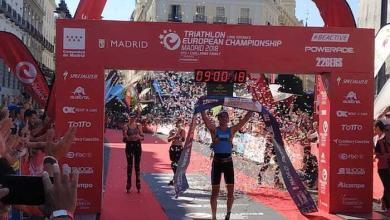 Photo of Pablo Dapena Runner-up of Europa LD in Challenge Madrid