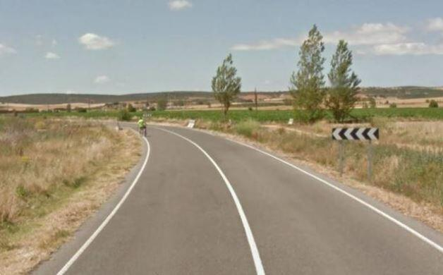 A 70-year-old cyclist hit by a vehicle dies in León