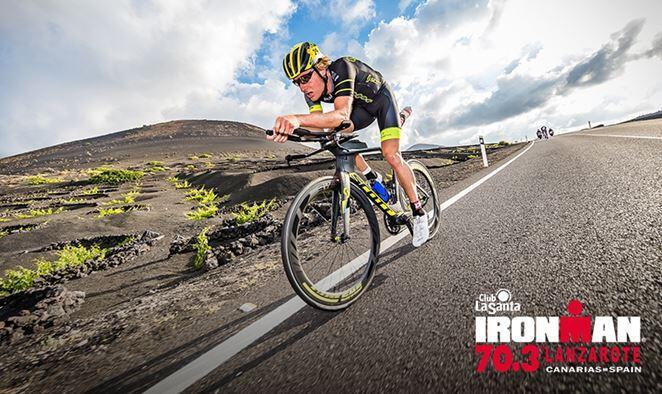 Emilio Aguayo, Saleta Castro y Anna Noguera principales bazas españoles en el Club la Santa Ironman 70.3 de Lanzarote