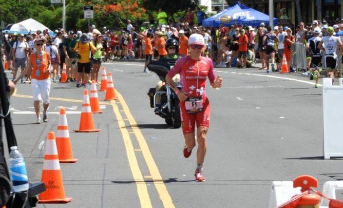 Daniela Ryf Ironman championne du monde pour la quatrième fois consécutive