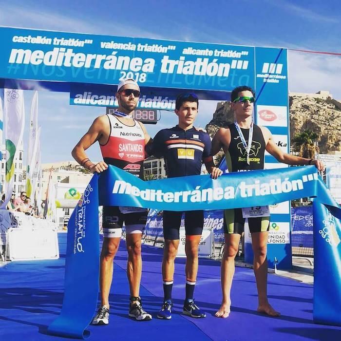 Mediterranean Triathlon Goal