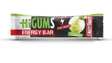 Photo of Nutrisport launches the Higums Bar, a new energy bar