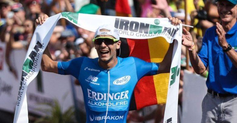 Patrick Lange Ironman Champion du Monde avec record inclus: 7:52:39