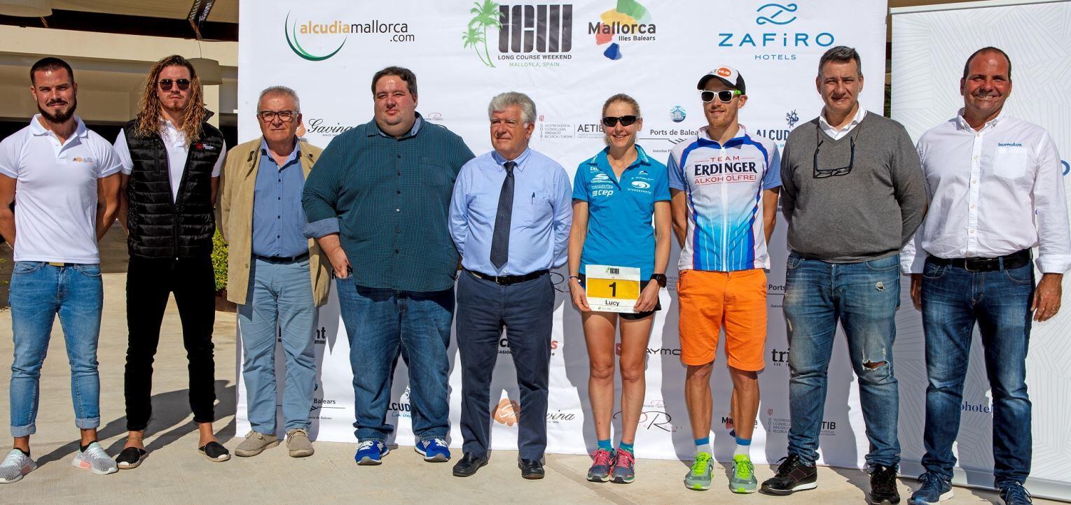 noticias_08_presentacion_mallorca_lcw-2018 El Long Course Weekend Mallorca regresa a Alcúdia este fin de semana con más de 1.200 deportistas Noticias Triatlón