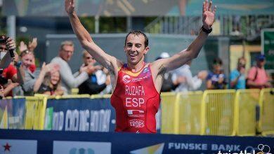 Photo of Rubén Ruzafa will seek his fourth Xterra world title in Maui