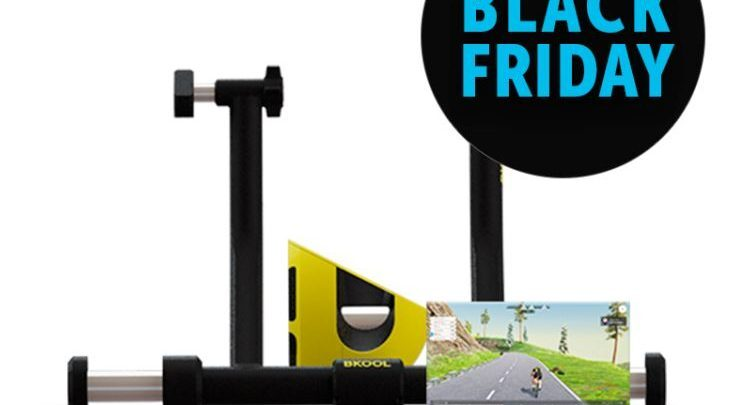 Black Friday Bkool: Save up to € 190 on their promotions