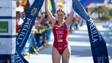 Photo of Camila Alonso will try to get her third Ibero-American Triathlon title