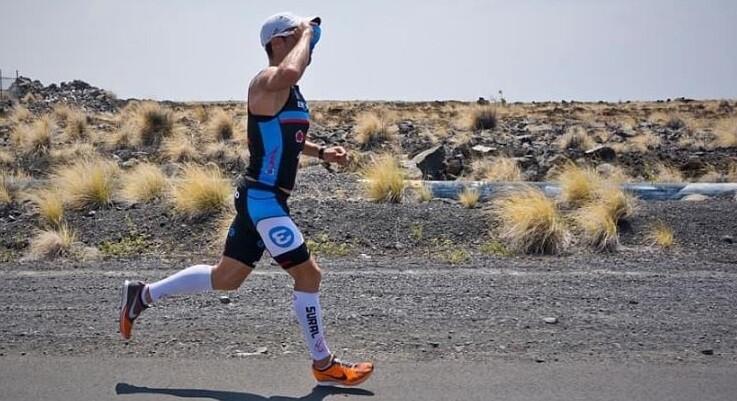 Eneko Llanos gana el Ironman Arizona y se clasifica para Kona 2019