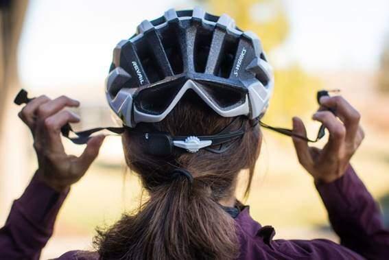 Im Falle eines Unfalls ruft dieser Helm Sie an