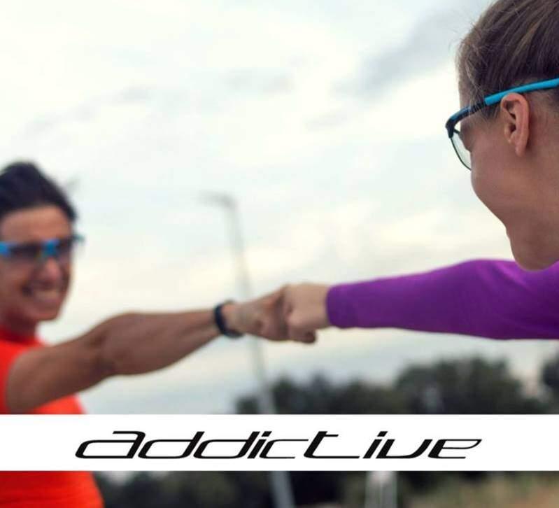 image001 Llega la nueva marca de gafas deportivas: Addictive Artículos Material deportivo Material