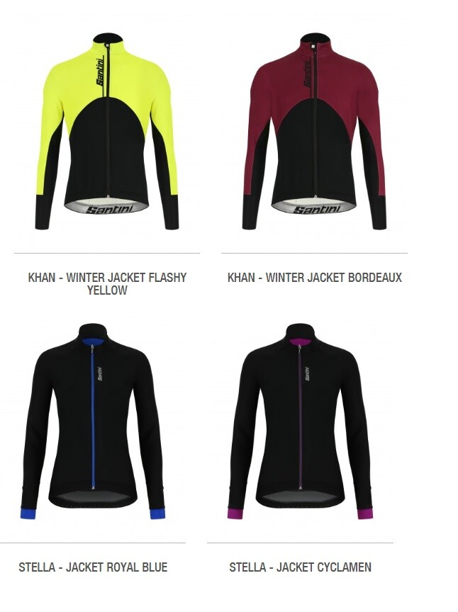 veste-santini Black Friday Sportswear Santini Articles Equipement sportif