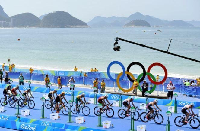 """Jeux olimpicos-rio-bici Date confirmée pour les tests """"Test"""" du Triathlon Nouvelles 2019 de Tokyo"""
