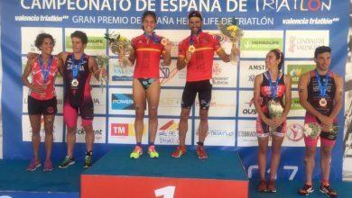 ¿Cuánto ganaron los campeones de España de triatlón?