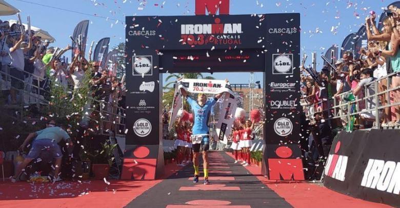 2018, un gran año para Fernando Alarza, brillando en distancia olímpica y en Ironman 70.3