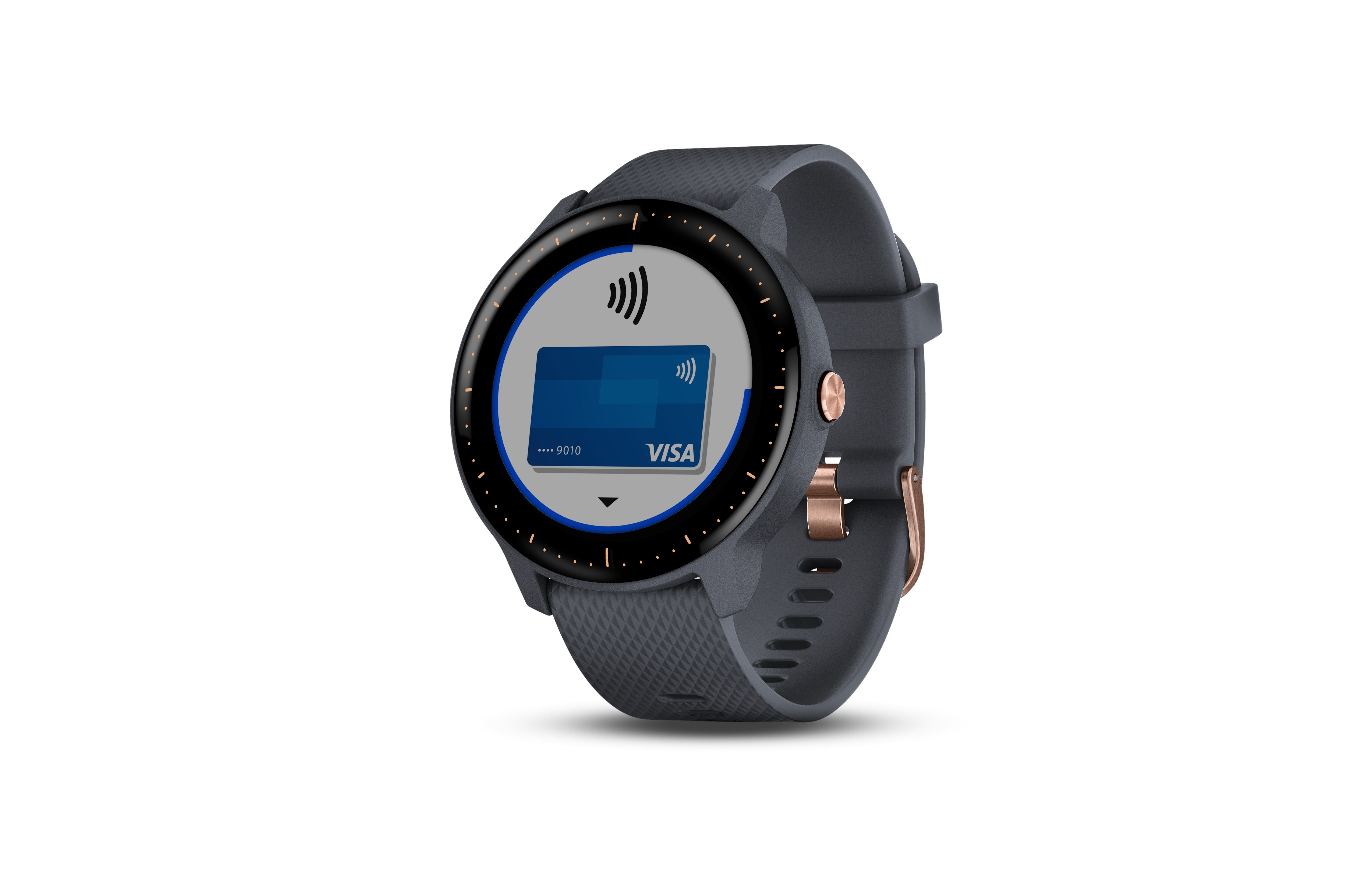 Garmin vivoactive® 3 Music all in one watch: GPS, music and contactless payment