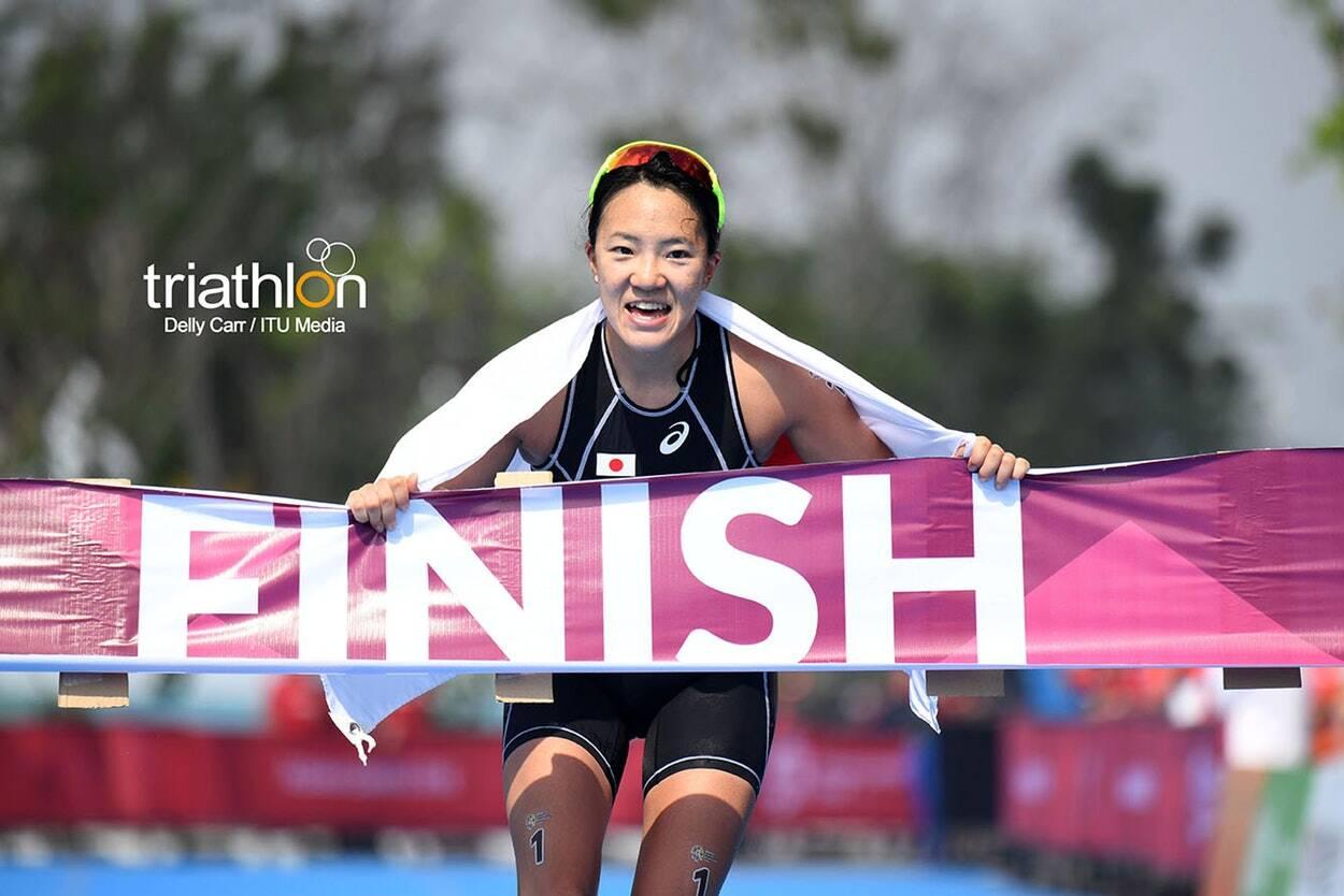 Jumpei-Furuya-japon Los 12 mejores momentos de la temporada de Triatlón por la ITU Noticias Triatlón