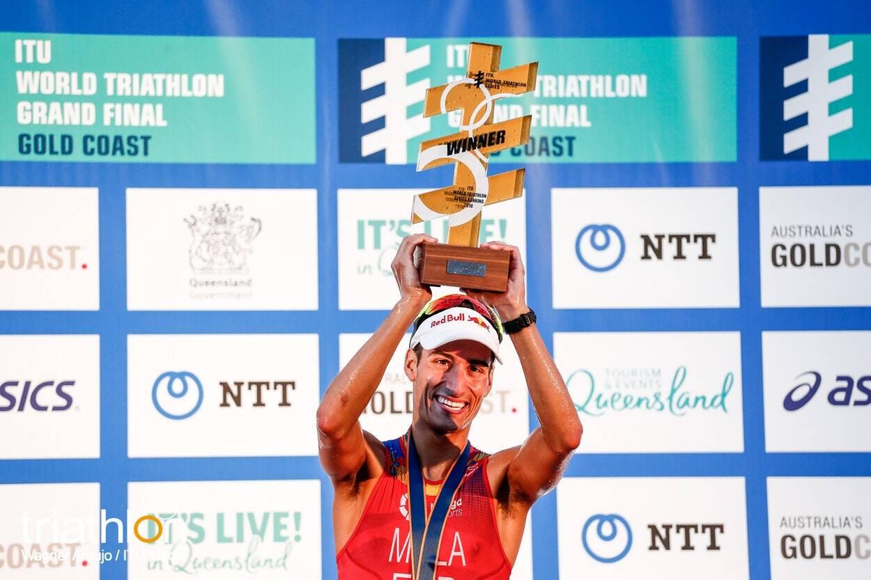 Mola_campeon_mundo Los 12 mejores momentos de la temporada de Triatlón por la ITU Noticias Triatlón