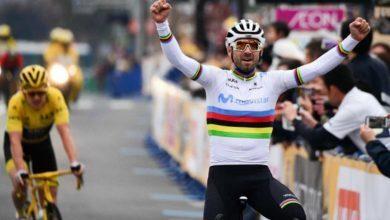 Photo of Alejandro Valverde: The Story of a Rainbow