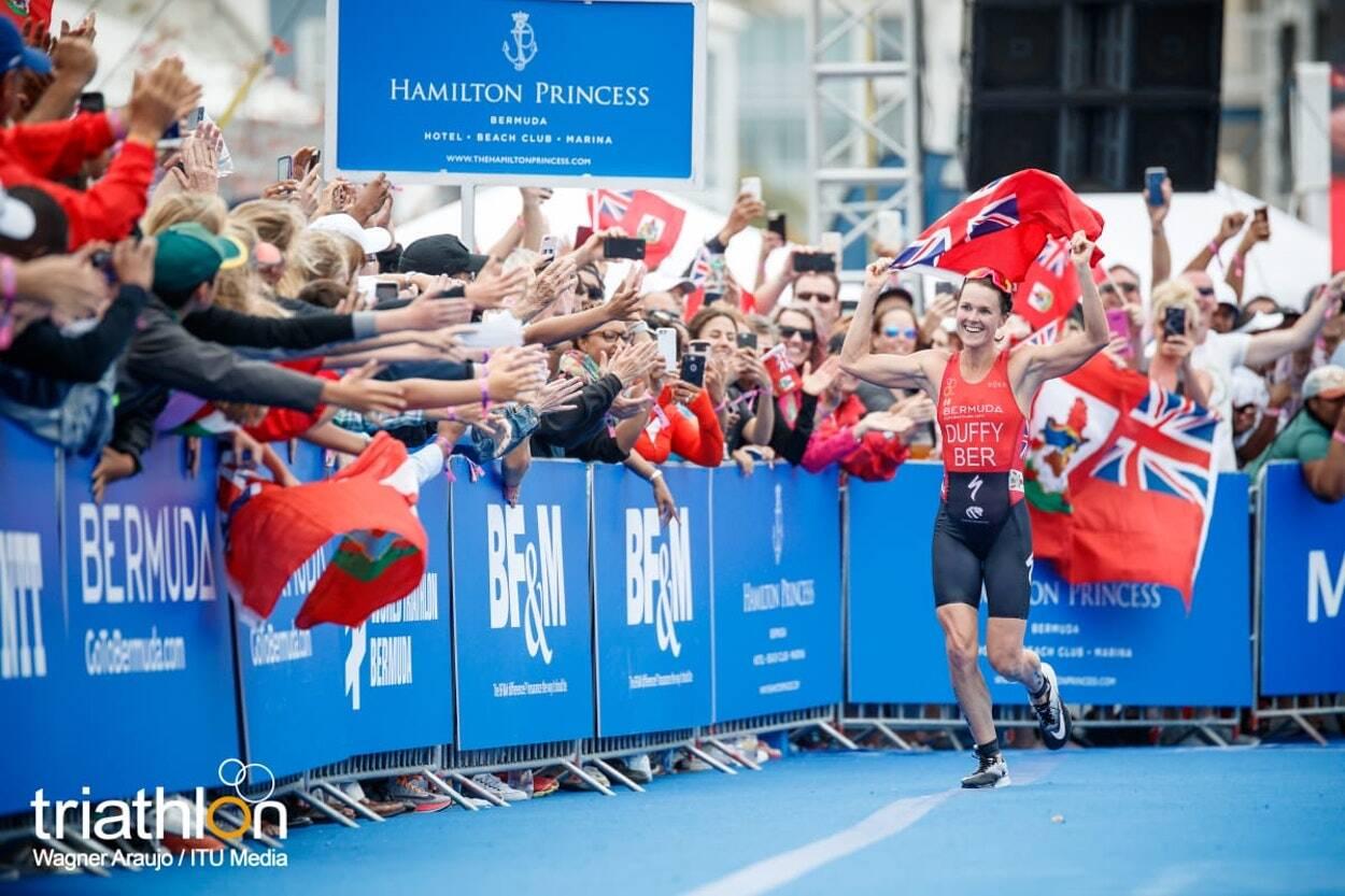 flora-duffy_berbuda Los 12 mejores momentos de la temporada de Triatlón por la ITU Noticias Triatlón
