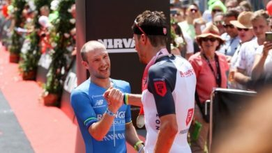 Photo of Patrick Lange and Jan Frodeno will face each other at Ironman Frankfurt