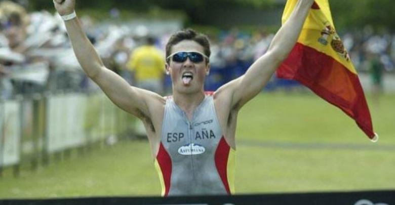 15 years of the first world title of Javier Gómez Noya