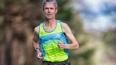 Photo of Martín Fiz breaks Spain's record of 10K in his Age Group