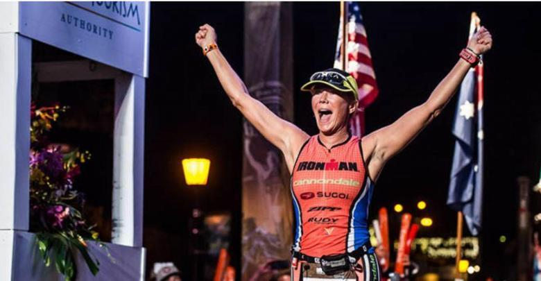 Photo of 10 published first triathletes of the Hawaii Ironman Slots draw 2019
