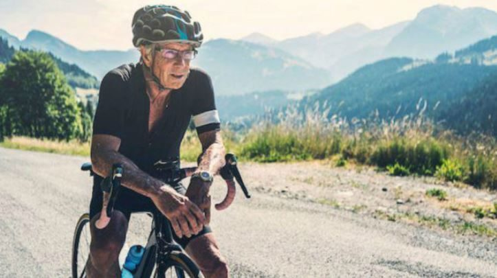 A 90-year-old cyclist sanctioned for doping