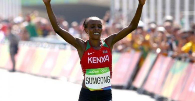 The Olympic Marathon champion suspended 8 years for doping