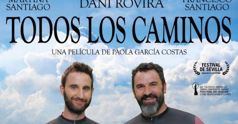 Hoy se preestrena el documental de Dani Rovira, «Todos los caminos»