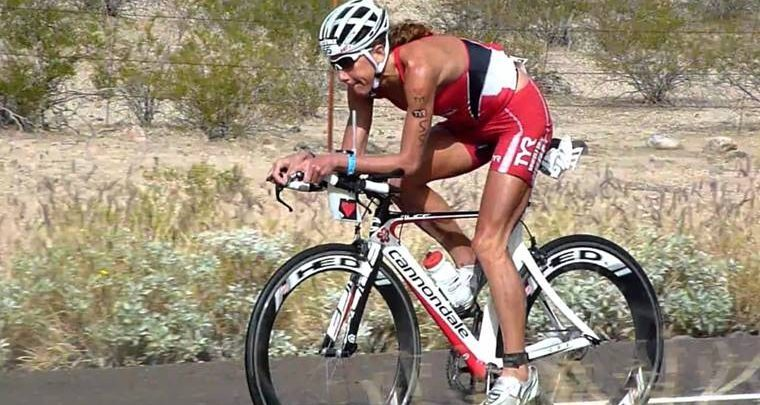 Entrenamiento en rodillo para Ironman por Chrissie Wellington
